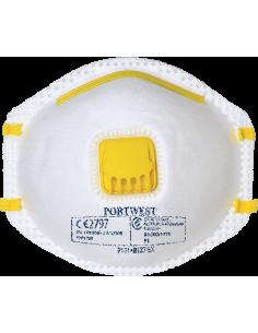 Masque poussières à valve FFP1