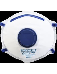 Masque FFP2 à valve dolomite