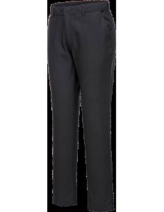 Pantalon chino strech coupe...