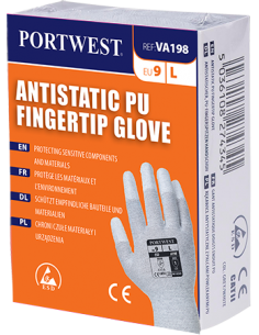 Gant vending fingertip...