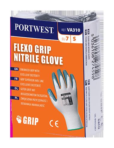 Gant Vending Flexo Grip nitrile